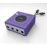Wii U Gamecube Adapter (Violet)