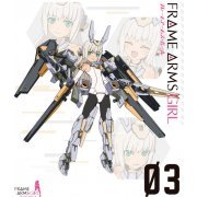 Frame Arms Girl 3 [Blu-ray Limited Edition] (Japan)