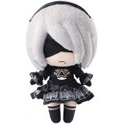 NieR:Automata Mini Plush: 2B (YoRHa No.2 Type B) (Re-run) (Japan)