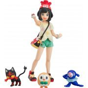 figma Pokemon Sun and Moon: Selene [Pokemon Center Online Shop Limited Ver.] (Japan)
