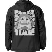Himouto! Umaru-chan - Party Time Hooded Windbreaker Black x White (L Size) (Japan)