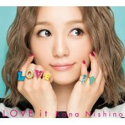Love It [CD+DVD Limited Edition] (Japan)