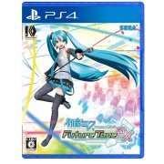 Hatsune Miku: Project DIVA Future Tone DX (Japanese & Chinese Subs) (Asia)