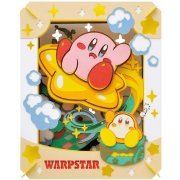 Kirby's Dream Land Paper Theater - Warpstar (Japan)