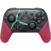 Nintendo Switch Pro Controller [Xenoblade 2 Edition] (Asia)