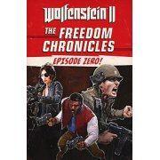 Wolfenstein II: The New Colossus - The Freedom Chronicles: Episode Zero [DLC]  steam digital (Europe)