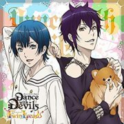 Akuma Ni Sasayakare Miryo Sareru CD Dance With Devils - Twin Lead Vol.3 Shiki & Roen (Japan)