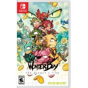 Wonder Boy: The Dragon's Trap (US)