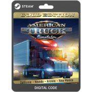 American Truck Simulator [Gold Edition]  steam digital (Region Free)