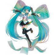 Character Vocal Series 01 Hatsune Miku 1/7 Scale Pre-Painted Figure: Hatsune Miku 10th Anniversary Ver. Memorial Box (Japan)