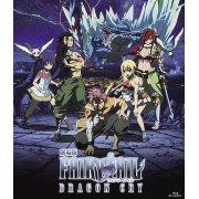 Fairy Tail - Dragon Cry [Blu-ray+CD] (Japan)
