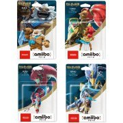 amiibo The Legend of Zelda: Breath of the Wild Series (Special Bundle Pack) (Japan)