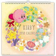 Hoshi No Kirby Wall Calendar 2018 (Japan)