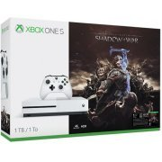 Xbox One S 1TB Middle-Earth: Shadow of War (Asia)