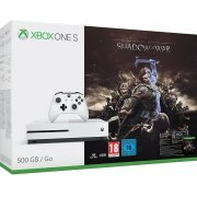 Xbox One S 500GB Middle-Earth: Shadow of War (Asia)