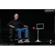 Damtoys Legendary Inventor 1/6 Scale Figure: 2017 Sidney Maurer Homage Artwork of Steve Jobs (Asia)