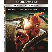 Spider-Man 2 (4K UHD+BD) (2-Disc) (Hong Kong)