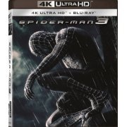 Spider-Man 3 (4K UHD+BD) (2-Disc) (Hong Kong)