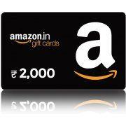 Amazon Gift Card (2000 Yen)  digital (Japan)