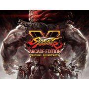 Street Fighter V Arcade Edition Original Soundtrack (Japan)