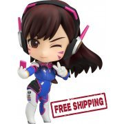 Nendoroid No. 847 Overwatch: D.Va Classic Skin Edition (Japan)