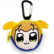 Pop Team Epic Popuko Ear Headphones Pouch (Japan)
