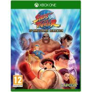Street Fighter: 30th Anniversary Collection (Europe)