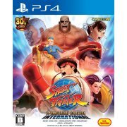 Street Fighter: 30th Anniversary Collection International (Japan)
