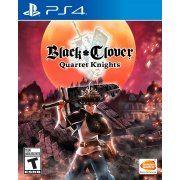 Black Clover: Quartet Knights (US)
