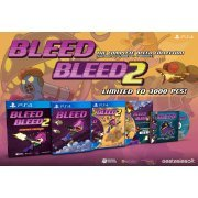 Bleed + Bleed 2 Bundle [Limited Edition]  Play-Asia.com exclusive (Asia)