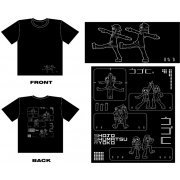 Girls' Last Tour Opening Design T-shirt (M Size) (Japan)