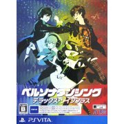 Persona Dancing Deluxe Twin Plus [Limited Edition] (Japan)