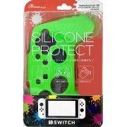 Silicon Protector for Nintendo Switch Pro Controller (Green) (Japan)