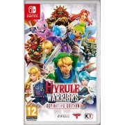Hyrule Warriors: Definitive Edition (Europe)