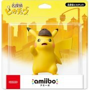 amiibo Pokemon Series Figure (Detective Pikachu) (Japan)