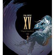 Final Fantasy XV Original Soundtrack Volume 2 (Japan)