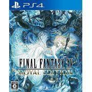 Final Fantasy XV: Royal Edition (Japan)