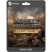 Hearts of Iron IV: Walking the Tiger [DLC]  steam (Region Free)