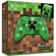 Xbox Wireless Controller (Minecraft Creeper) (Europe)