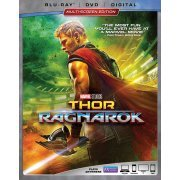 Thor: Ragnarok [Blu-ray+DVD+Digital HD] (US)