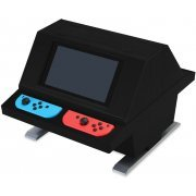 Face-to-face Arcade Stand for Nintendo Switch (Black) (Japan)