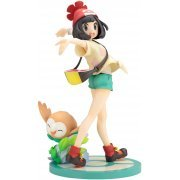 ARTFX J Pokemon Series 1/8 Scale Pre-Painted Figure: Selene with Rowlet (Japan)