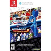 Mega Man Legacy Collection + Mega Man Legacy Collection 2 (US)