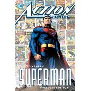 Action Comics: 80 Years Of Superman Deluxe Edition (Hardcover) (US)
