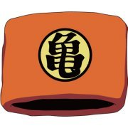Dragon Ball Z Kai - Wristband: Master Roshi Orange (Japan)