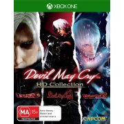 Devil May Cry HD Collection (Australia)