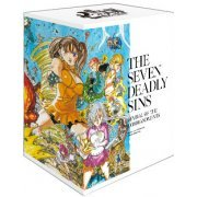 The Seven Deadly Sins: Revival Of The Commandments 1 [DVD+CD Limited Edition] (Japan)