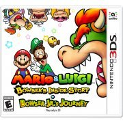 Mario & Luigi: Bowser's Inside Story + Bowser Jr.'s Journey (US)