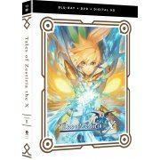 Tales Of Zestiria The X - Season Two [Blu-ray+DVD+Digital HD] (US)