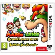 Mario & Luigi: Bowser's Inside Story + Bowser Jr.'s Journey (Europe)